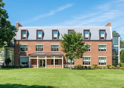 The Peddie School Kaye and Green Dormitories