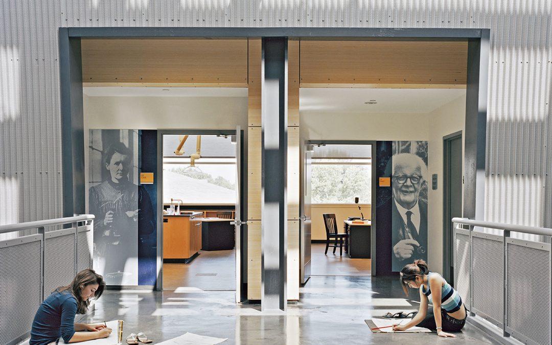 Peddie School Annenberg Science Center