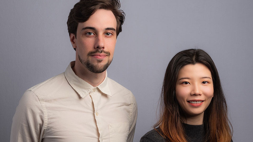 Studio Hillier Welcomes Yidian and Nathaniel